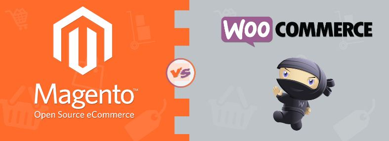 woocommerce vs Magento - successforblogging.com