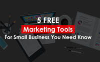 5 Free Small Business Marketing Tools